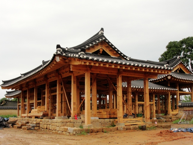 New and Ancient: Homes in Korea
