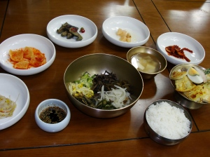 Heotjesa-bap: Andong's Preferred Meal